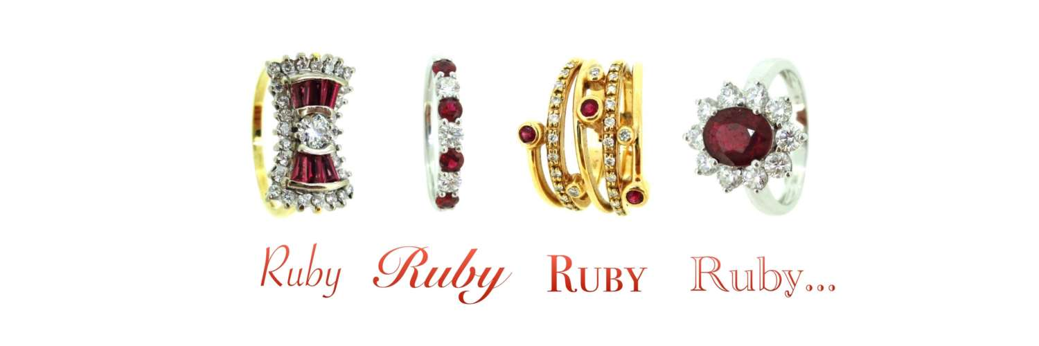 Ruby...The Birthstone For July