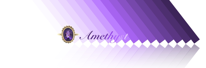 Amethyst ~ The Birthstone For February