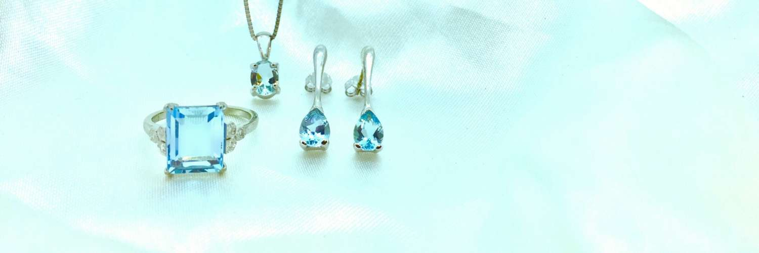 Aquamarine ~ The Birthstone For March
