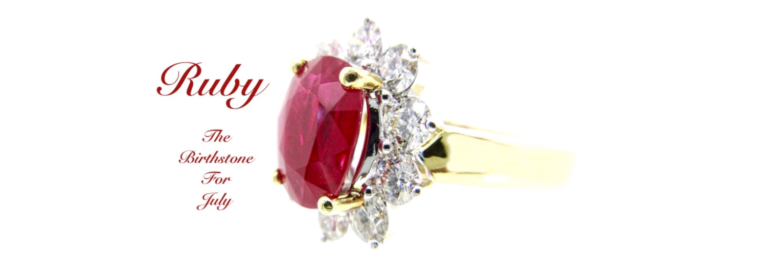 Ruby - The Birthstone for July