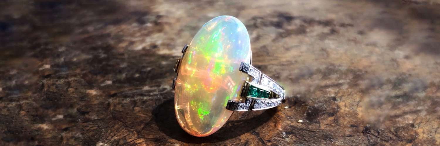 Opal ~ The Birthstone For October