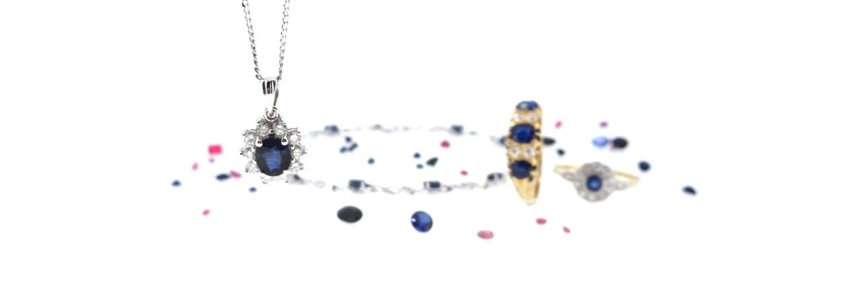Sapphire ~ The Birthstone for September