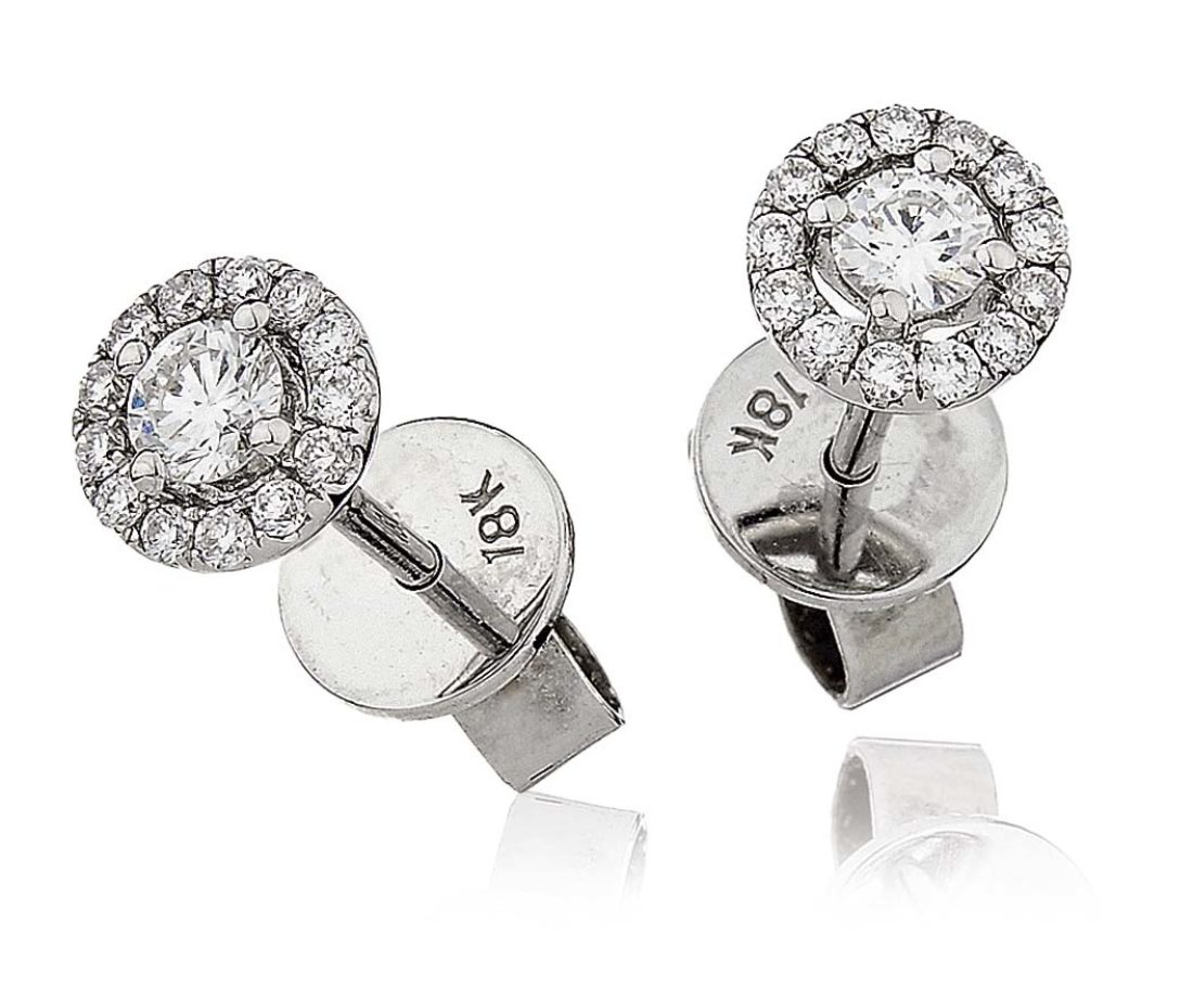 Bje0032 0 35 Cts 18 Ct Centre 25 Ct