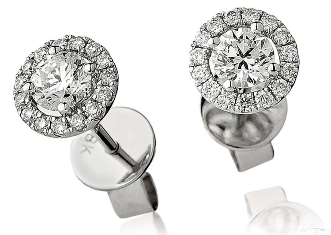 Bje0033 0 60 Cts 18 Ct Centre 45 Ct