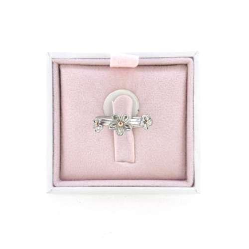 Hot Diamonds Silver Ring