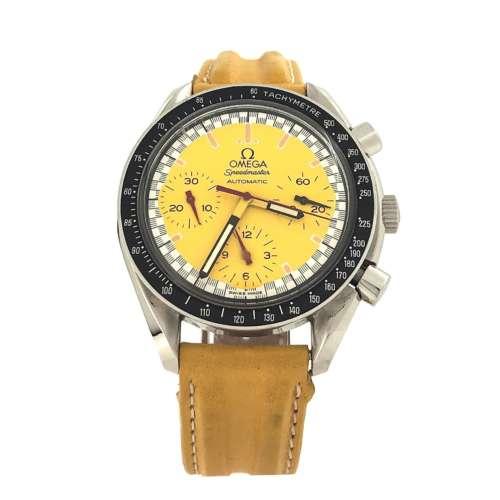 Omega Speedmaster Chronograph 'Schumacher' Edition