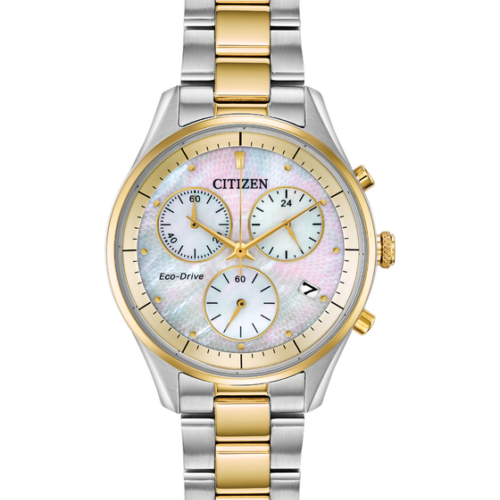Citizen Ladies' Silhouette Chronograph Watch