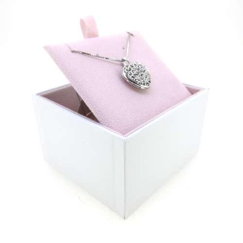 Hot Diamonds Silver Necklace