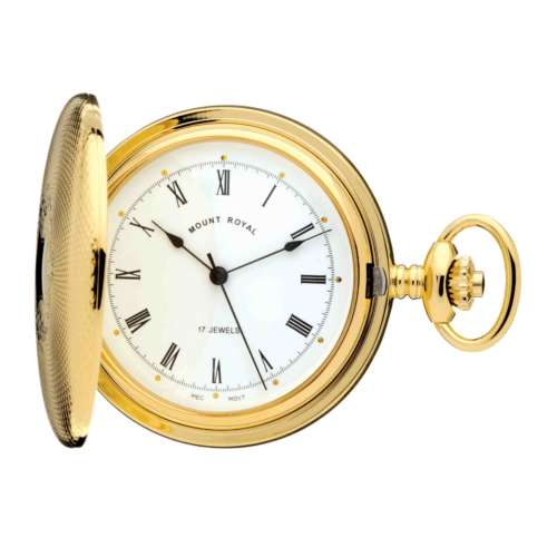 Hunter Pocket Watch