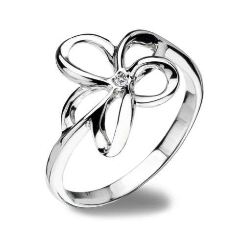 Open Petal Ring