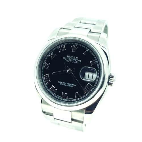 Rolex Date Just II Watch