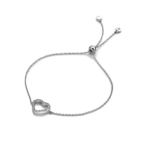 Bliss Heart Draw Bracelet