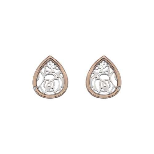 Faith Teardrop Stud Earrings