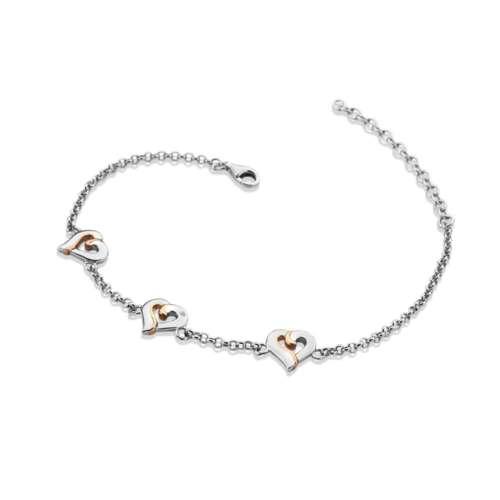 Together Heart Bracelet