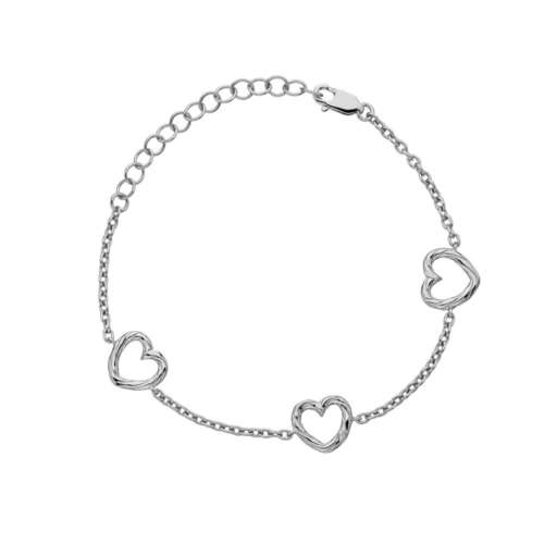 Breeze Heart Bracelet