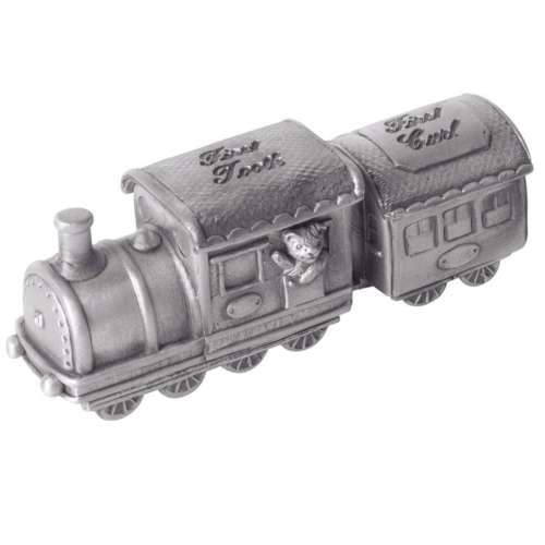 First Tooth & First Curl Keepsake Train