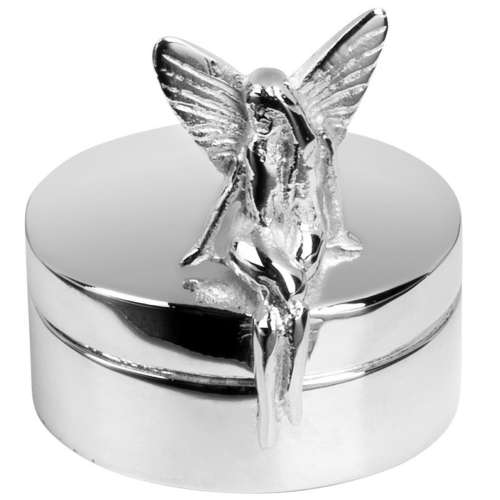 Silver First Tooth Box