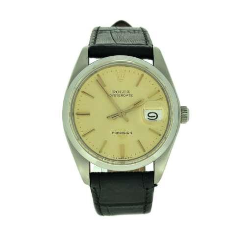 Vintage Rolex Oysterdate Watch