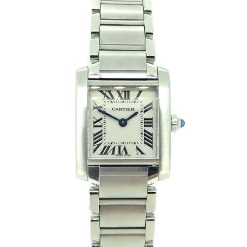 Cartier Tank Francaise Ladies Watch