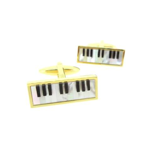 Keyboard Cufflinks