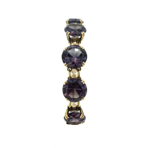 Antique Synthetic Alexandrite Bracelet