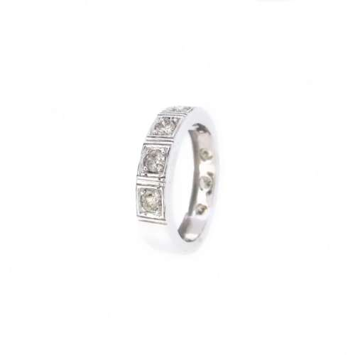 Diamond 3/4 Eternity Ring