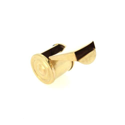 9ct Gold Whistle