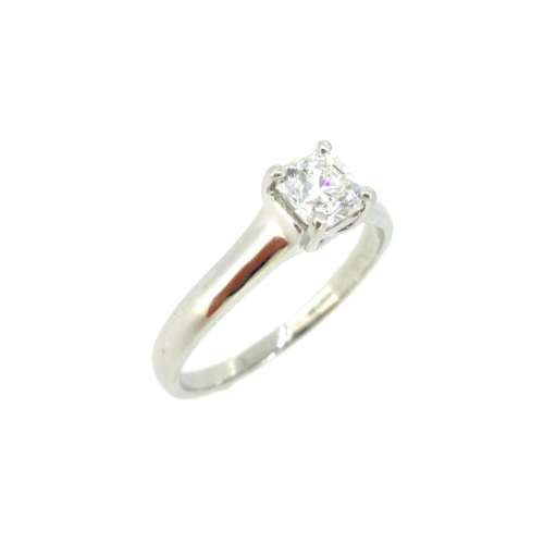 Tiffany Diamond Solitaire Ring